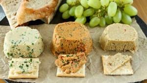 3 quesos veganos
