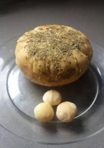 queso tierno macadamia