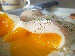 Huevos Poche