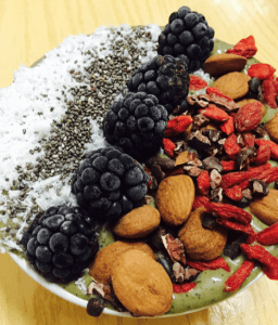 Desyauno Perfecto Smoothie Bowl