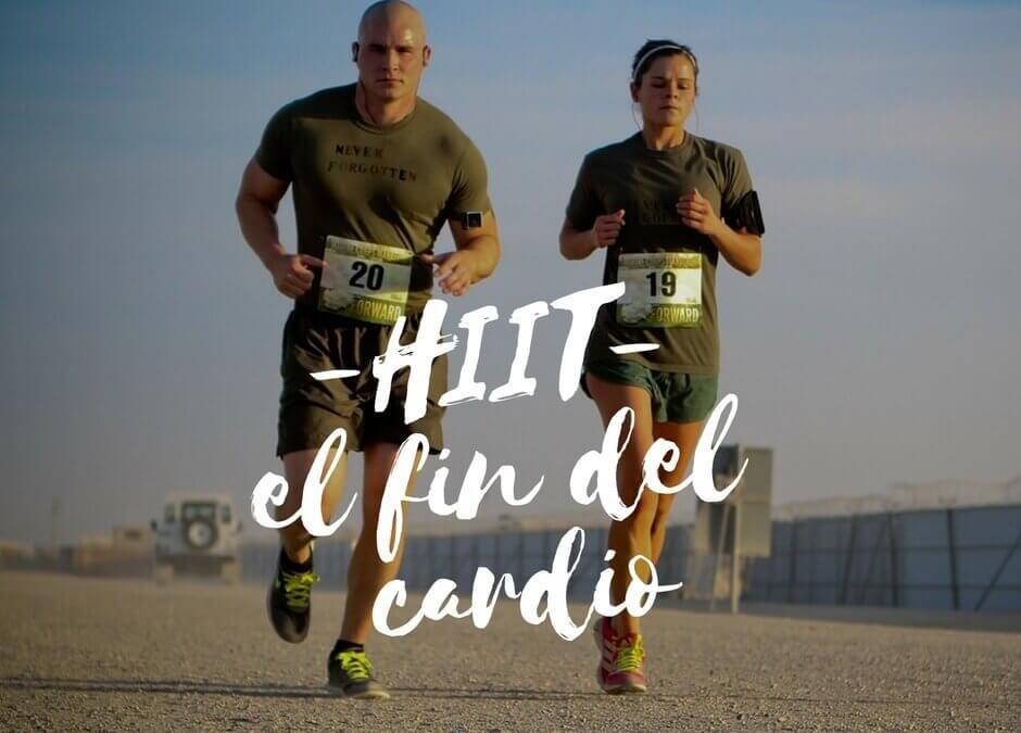 Hiit :el fin del cardio tal como lo conocemos