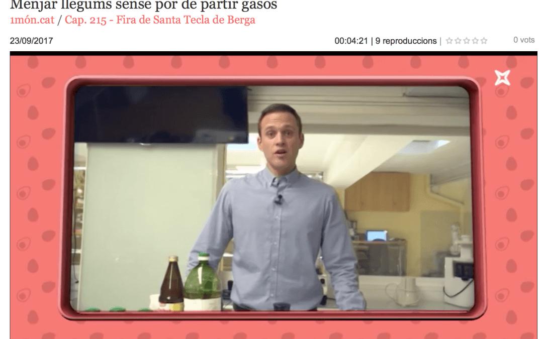 """En la tele: """"Cómo cocinar las legumbres para que no den gases"""""""