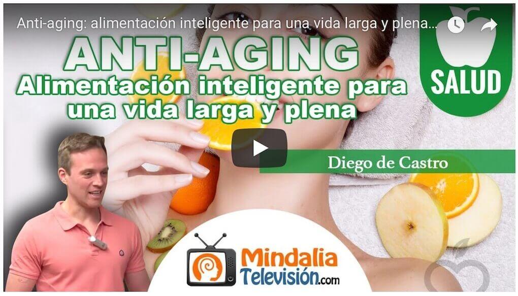 Vídeo: Alimentación inteligente para una vida larga y plena