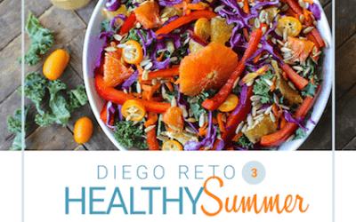 Cumple 5 #DiegoRetos para un verano saludable y gana