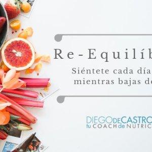 Re-Equilíbrate