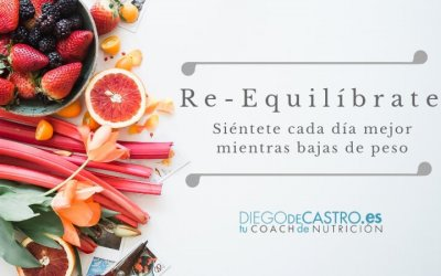 Re-Equilíbrate, coaching grupal para cambiar tu vida