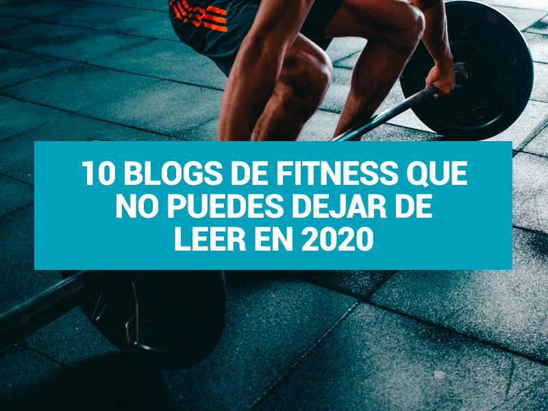 Los mejores blogs de fitness para ponerte en forma