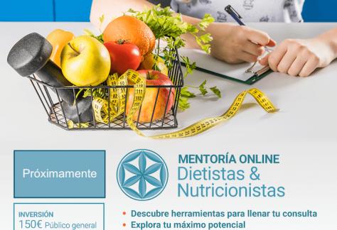 Mentoría Dietistas