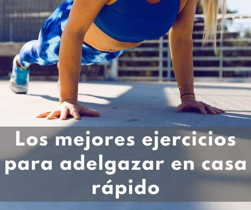 baile de ejercicios para bajar de peso en español