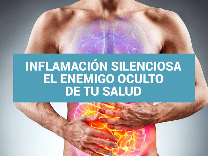 Inflamación silenciosa, el enemigo oculto que afecta tu salud